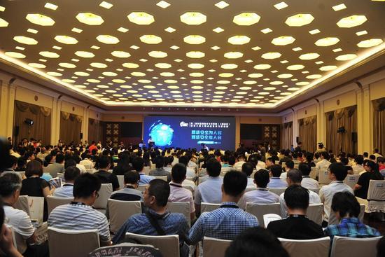 9月19日,第三届中国信息安全用户大会(暨第三届上海Ucon大会)在上海展览中心友谊会堂盛大开幕
