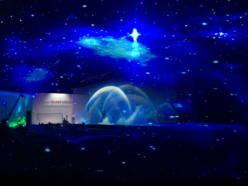 于空间应用数字化 黑镜科技发布X-SPACE产