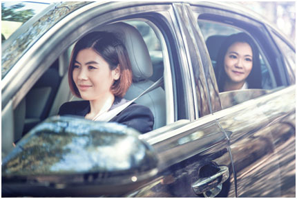 网约车APP报告出炉:更多女性乘客首选滴滴