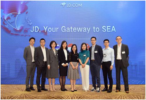 京东物流开通东南亚出口专线 印尼泰国争抢中国品牌