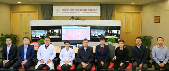中国移动携手中日友好医院实现5G远程急重会诊