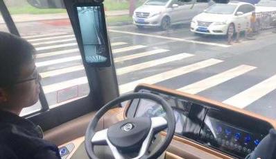 5G自动微公交