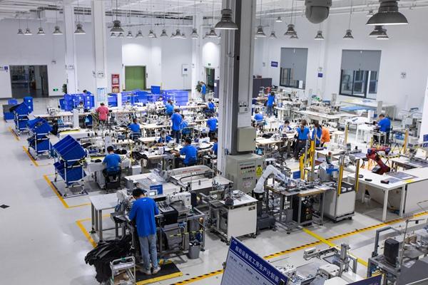 """阿里""""犀牛工厂""""浙江杭州亮相 将数字化能力输入工业制造"""