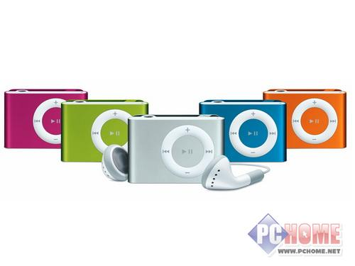 iPodshuffle 3证明了苹果在设计与色彩方面的精湛工艺,小...