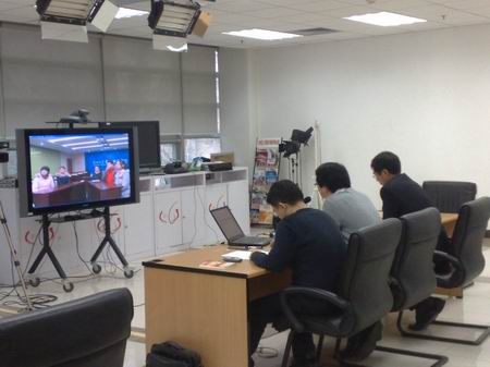 国内首次本科招生高清远程视频面试在IPv6上进行