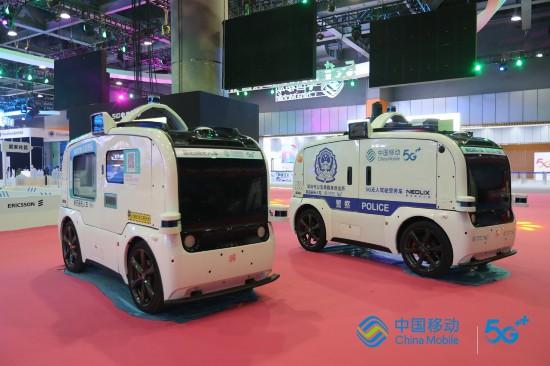 实现自动巡航、远程驾驶、远程监控和气体高温监测等安防功能无人车 无人车 第3张