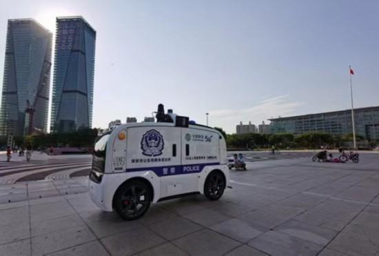 实现自动巡航、远程驾驶、远程监控和气体高温监测等安防功能无人车 无人车 第4张
