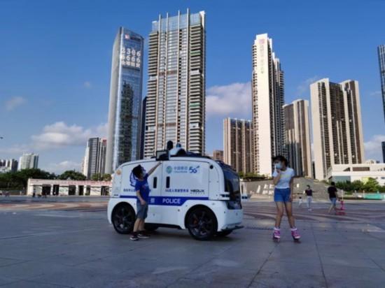 实现自动巡航、远程驾驶、远程监控和气体高温监测等安防功能无人车 无人车 第5张